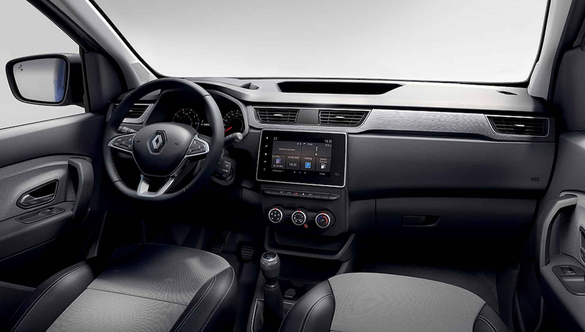 2021 New Renault Express In studio 1