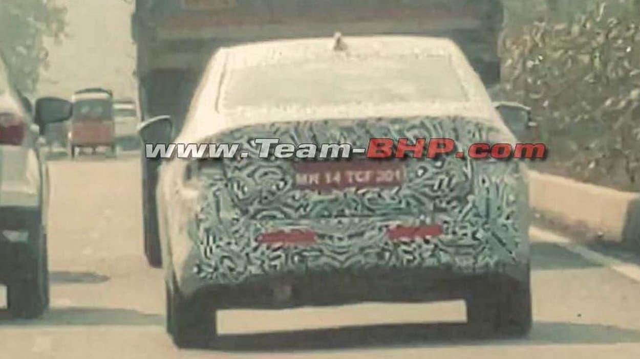 2022 skoda rapid sedan spied india launch 1 1