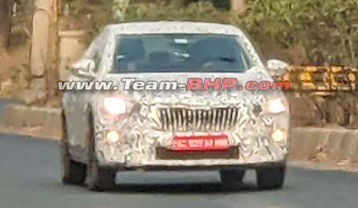 2022 skoda rapid sedan spied india launch 2 1