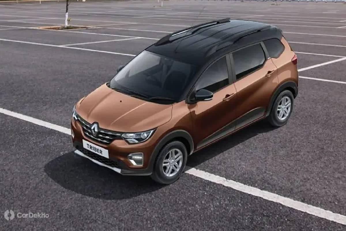 New 2021 Renault Triber