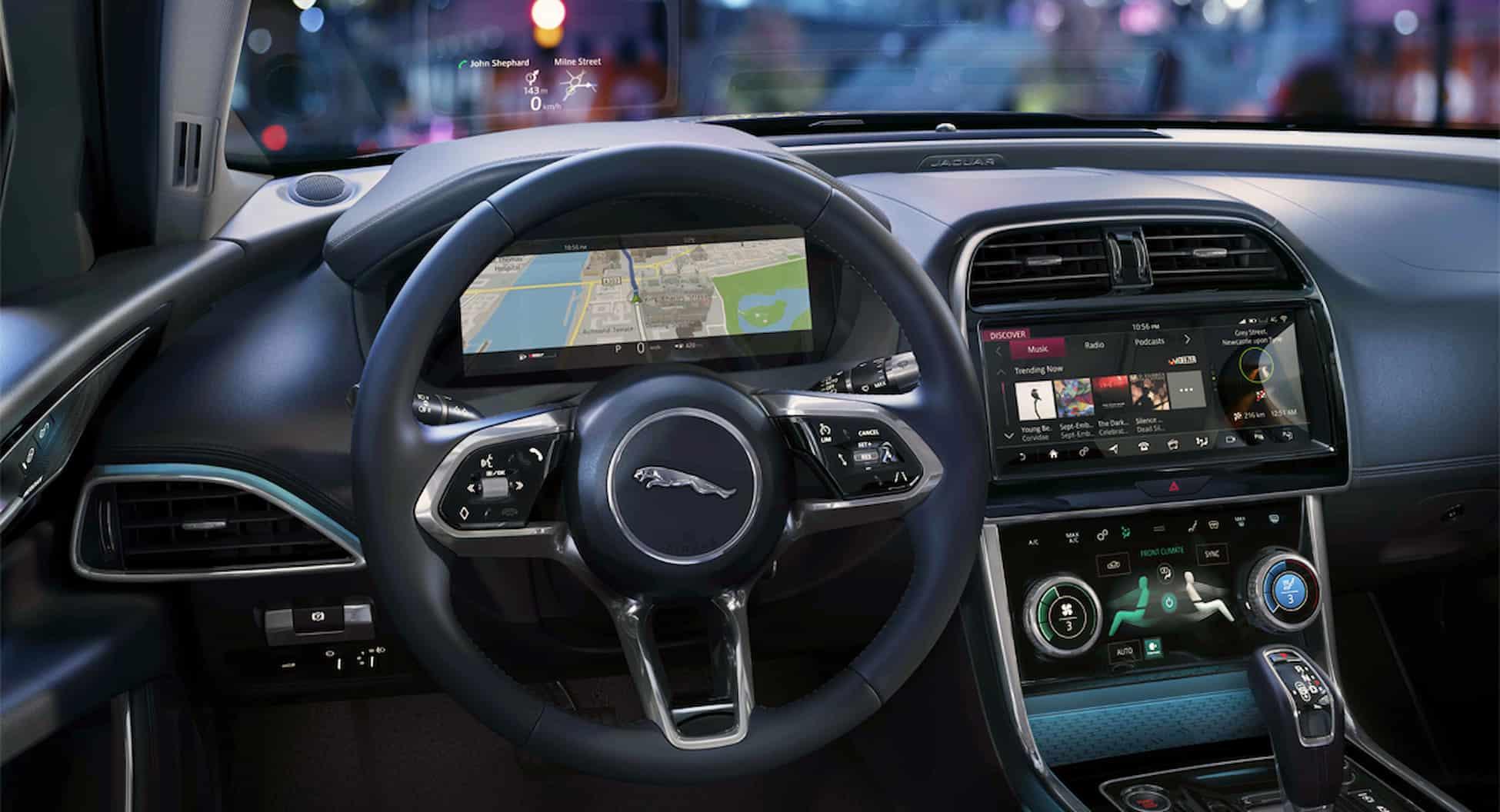 jaguar xe5 1