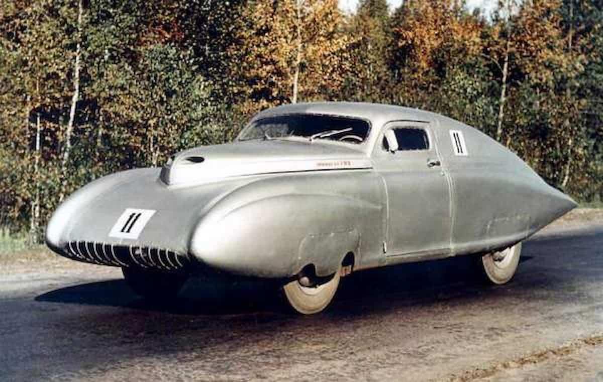1950 GAZ M50 Pobeda Sports 1