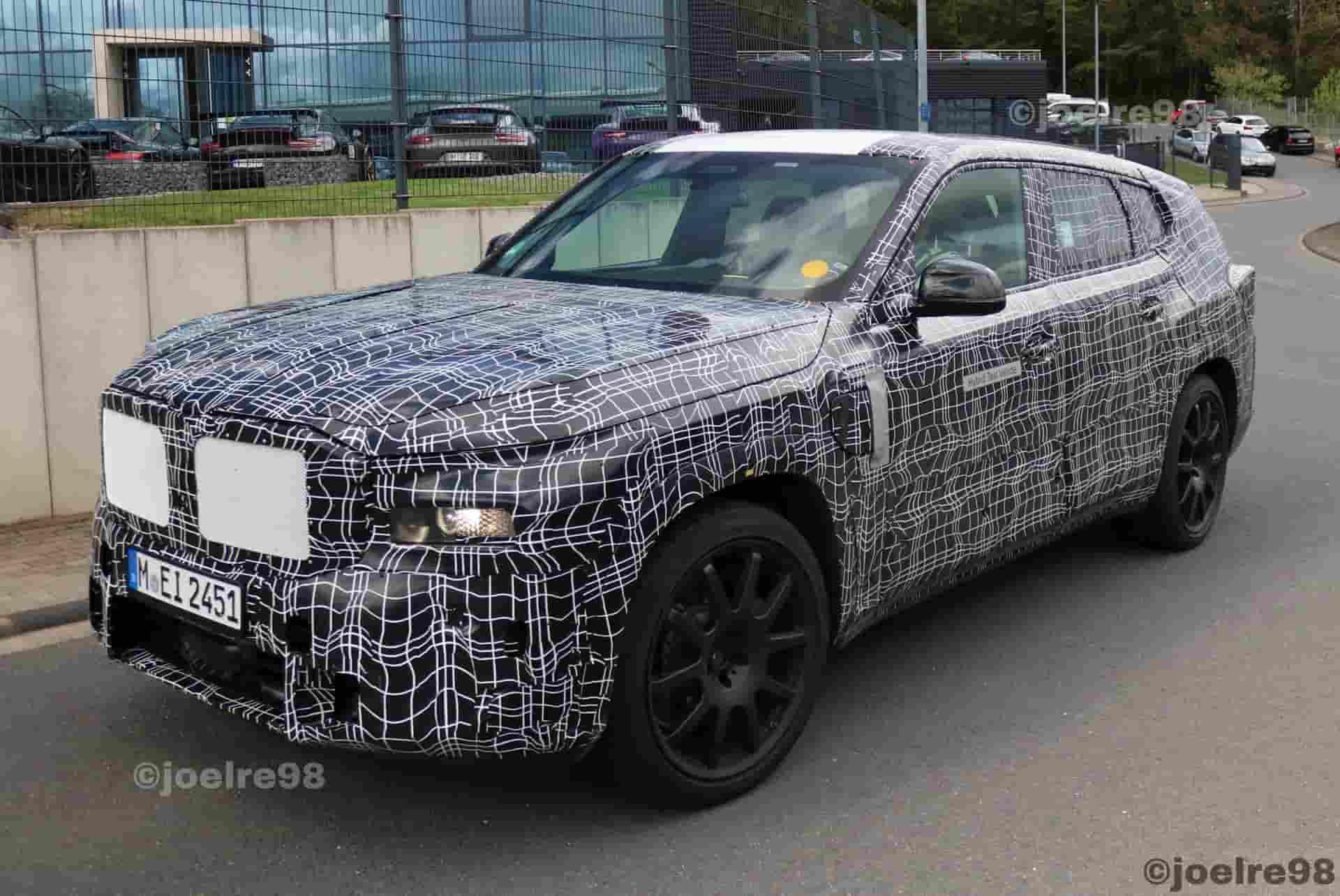2022 BMW X8 M Spyshots joelre98 03
