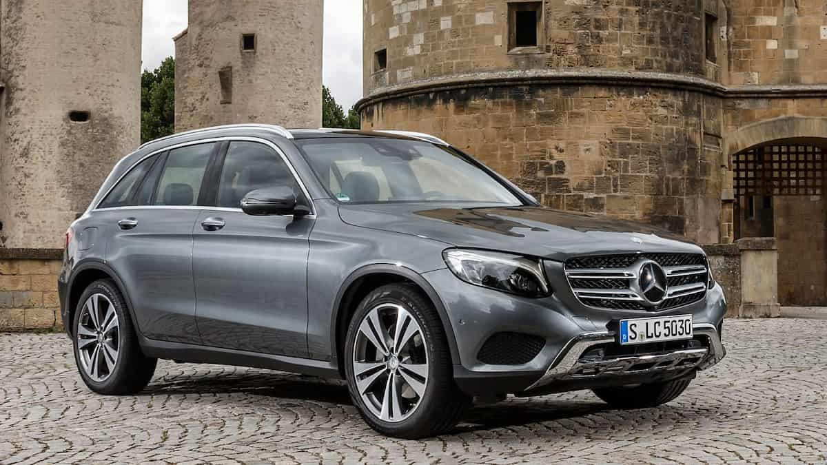 GLC old front