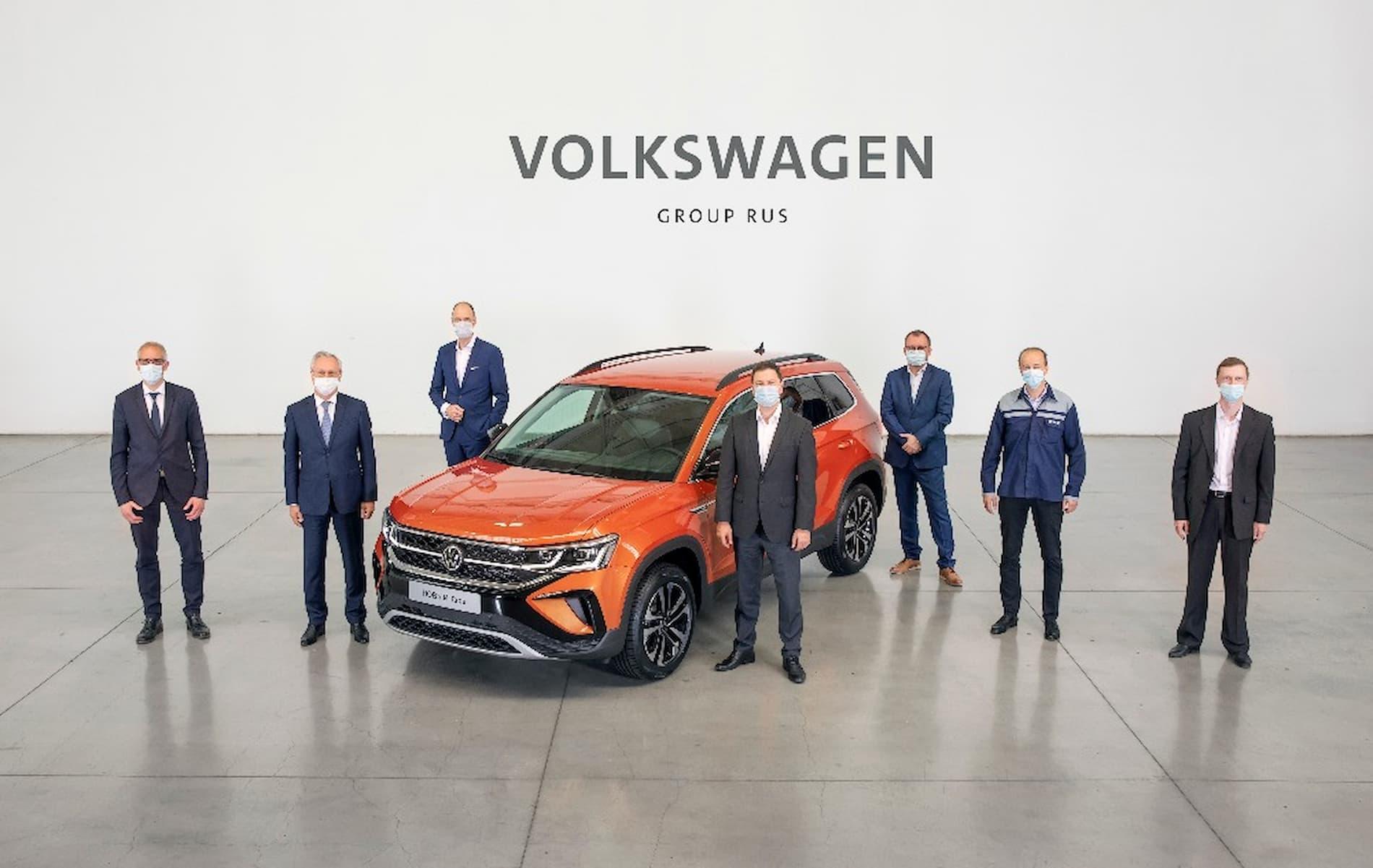 Volkswagen Taos 1