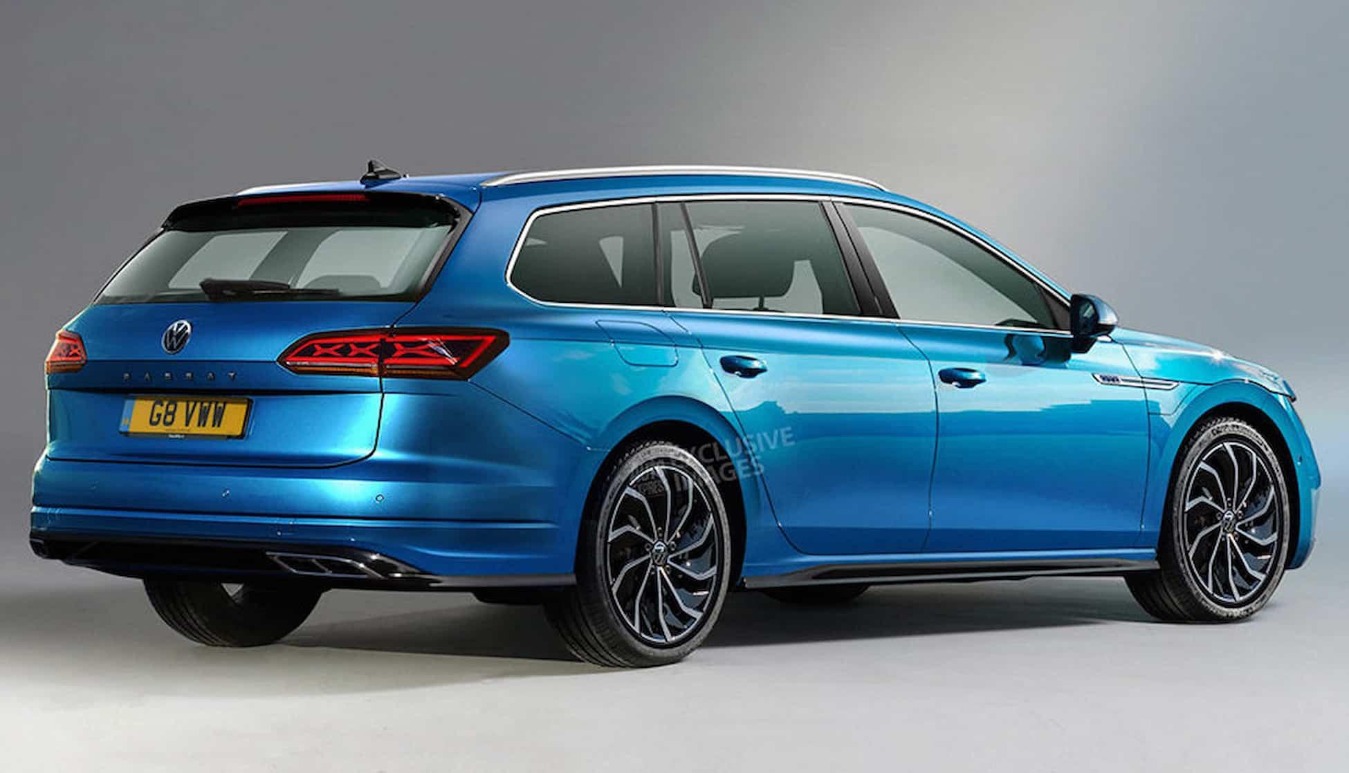 Volkswagen Passat exclusive images 3
