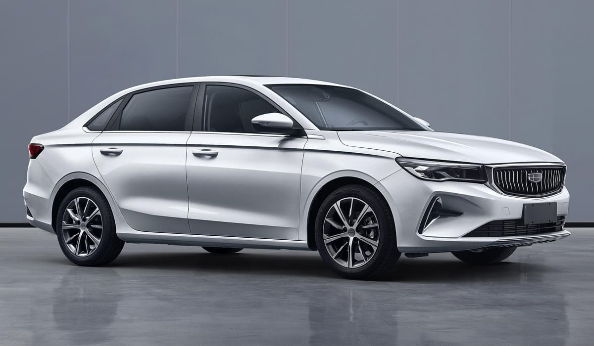 geely emgrand6