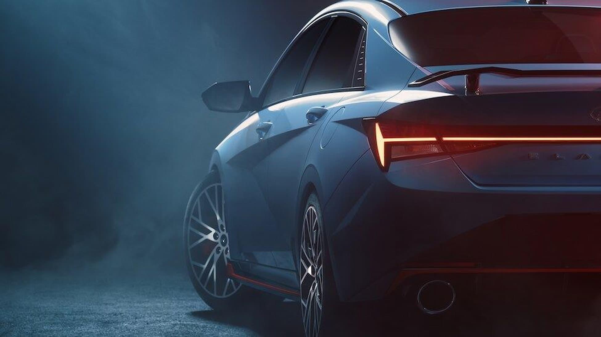 2022 Hyundai Elantra N 2 1