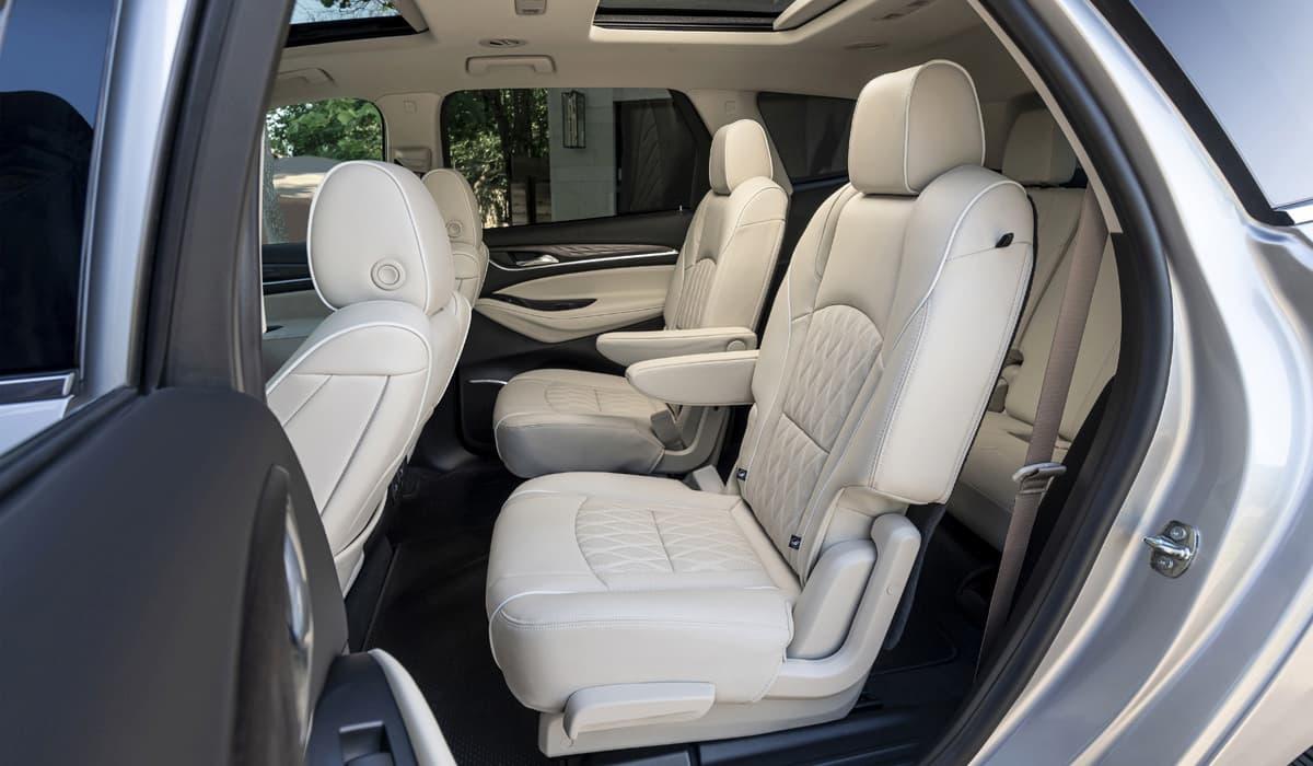 Buick Enclave Avenir4