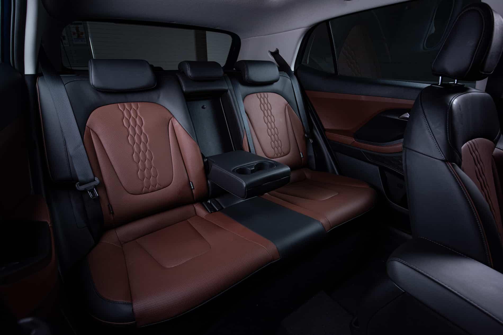 Hyundai представляет новое поколение компактного кроссовера Creta 12