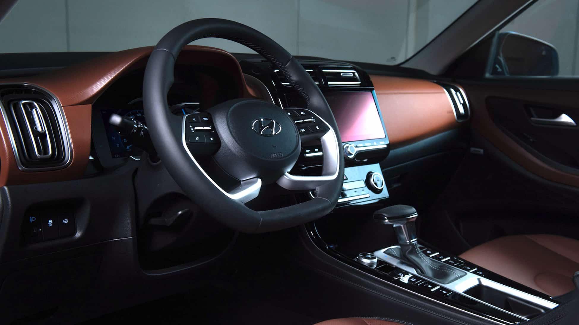 Hyundai представляет новое поколение компактного кроссовера Creta 33