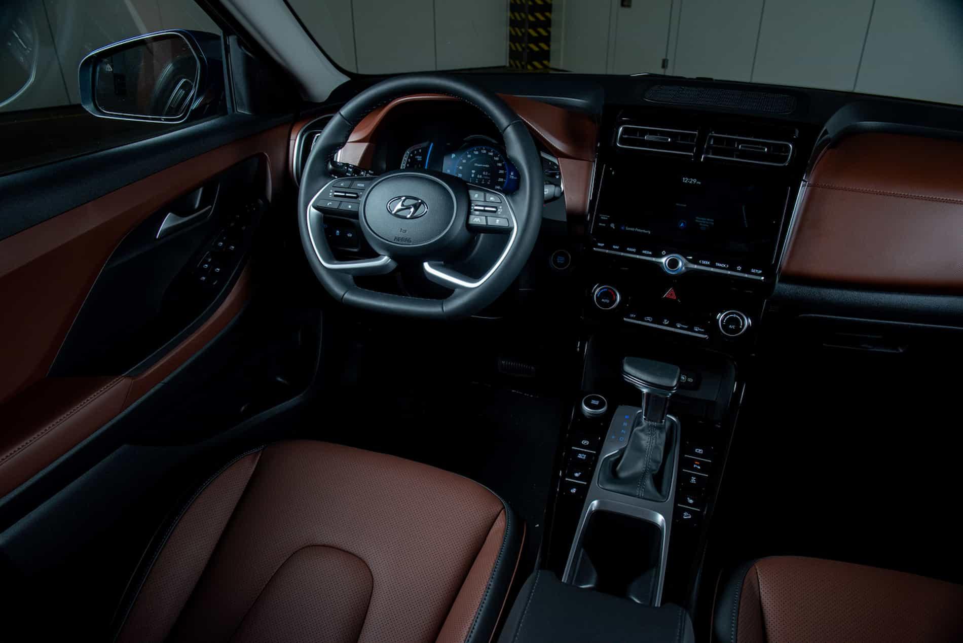 Hyundai представляет новое поколение компактного кроссовера Creta 9