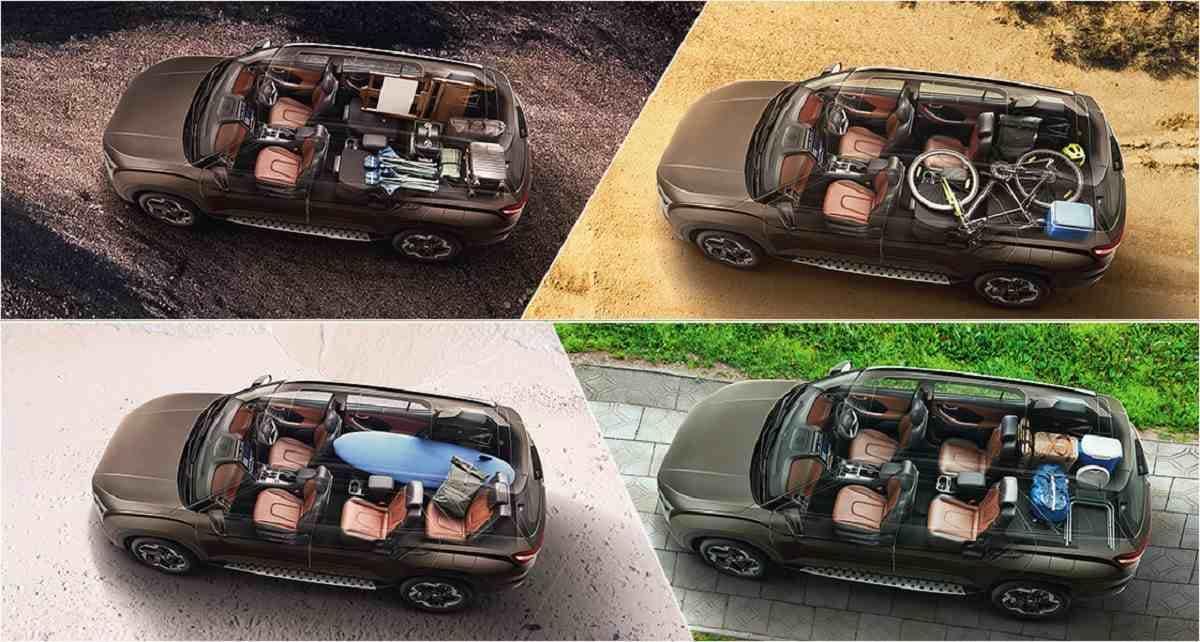Hyundai Alcazar Drive Modes Traction Control
