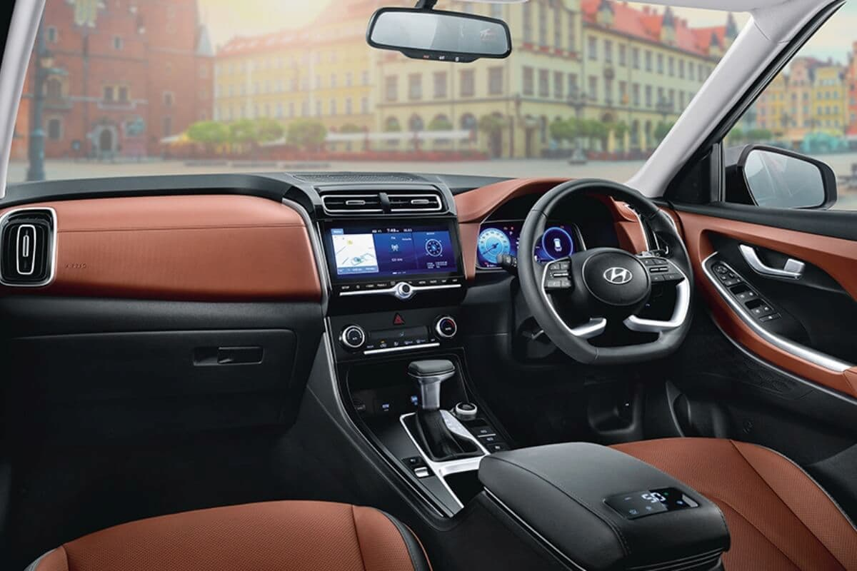 Hyundai Alcazar Interior 1