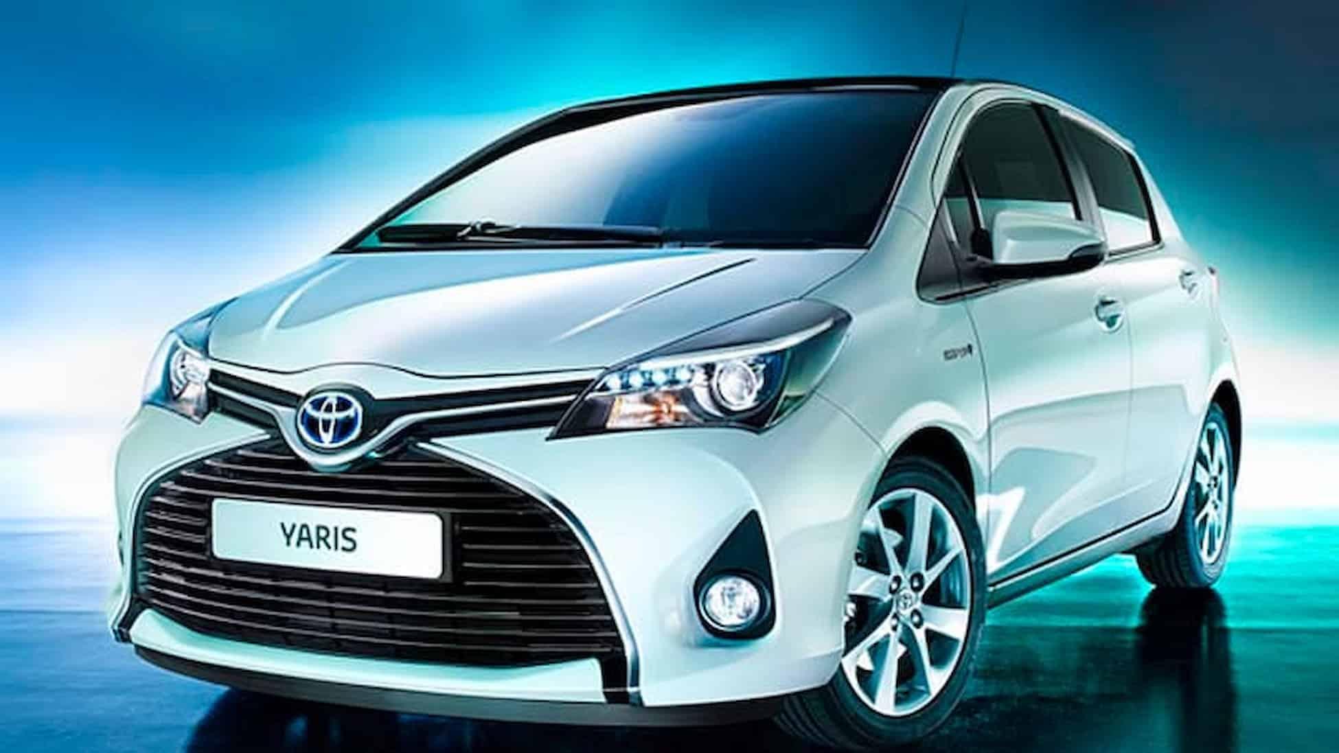 Toyota Yaris Hybrid eu