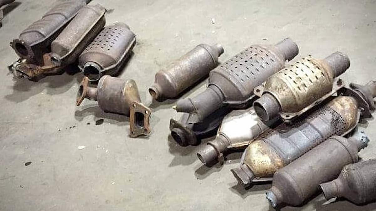 catalytic converters