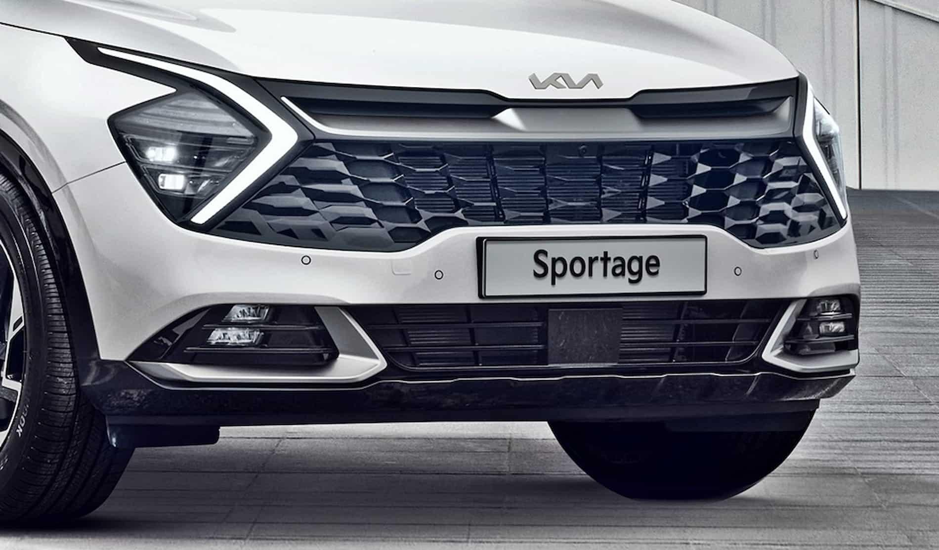 2021 Kia Sportage 5th generation 3