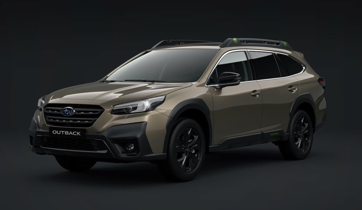 2021 Subaru Outback EU Spec 05