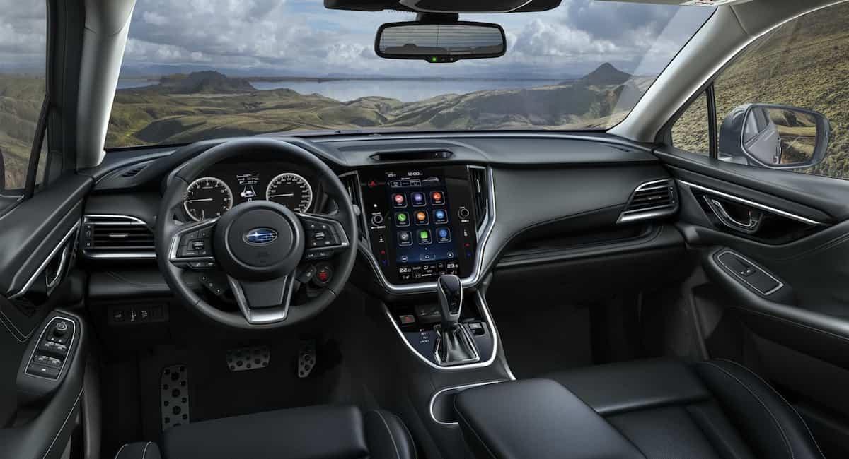 2021 Subaru Outback EU Spec 10a