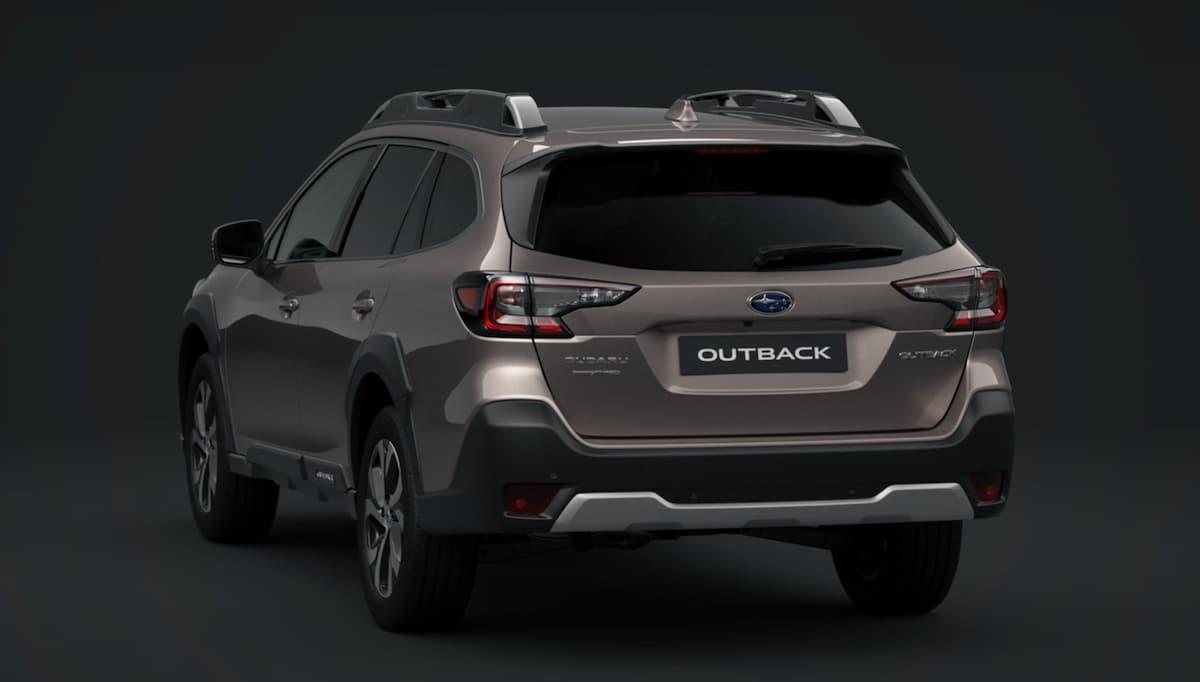 2021 Subaru Outback EU Spec 17
