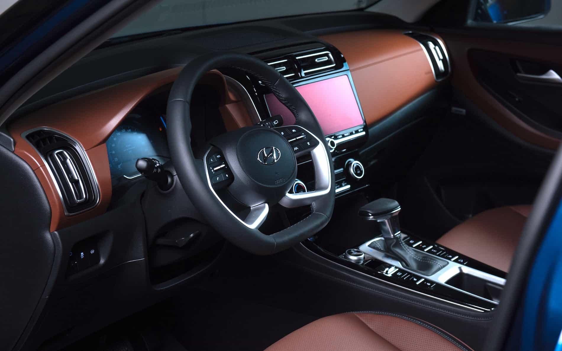 Hyundai представляет новое поколение компактного кроссовера Creta 16
