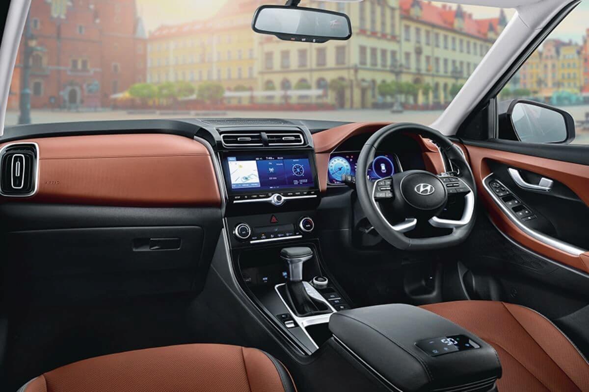 Hyundai Alcazar Interior