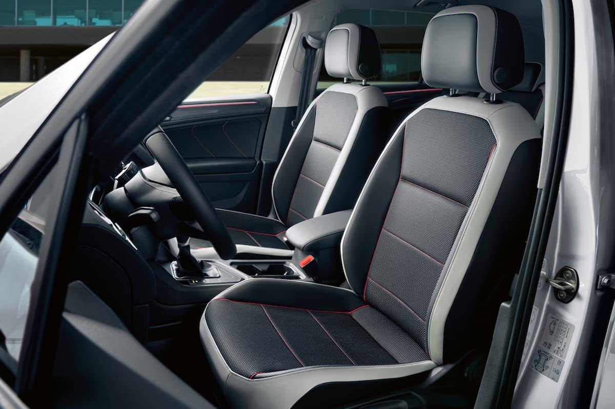 Volkswagen Tiguan URBAN SPORT Interior