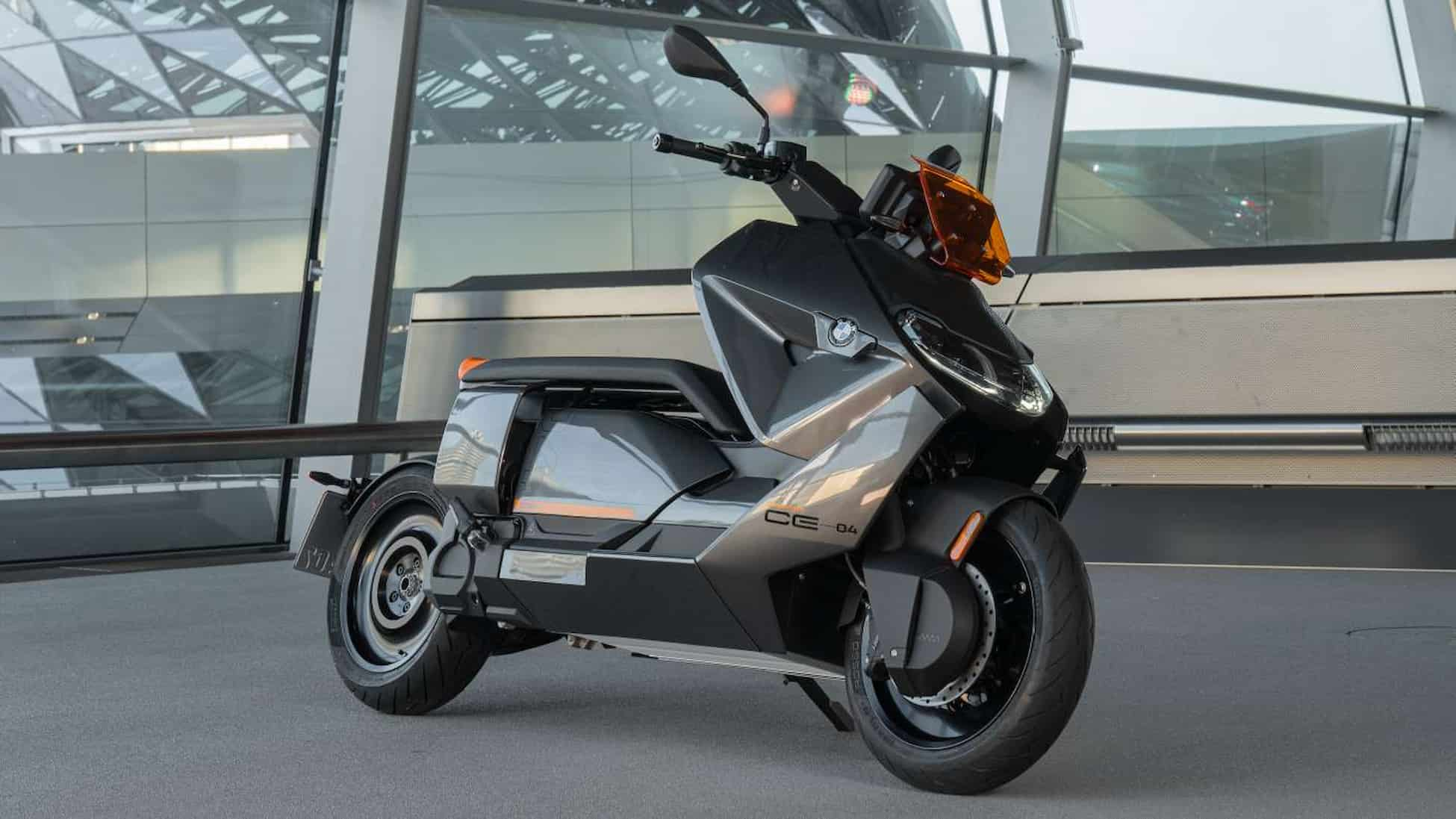 bmw ce 04 electric scooter revealed 2