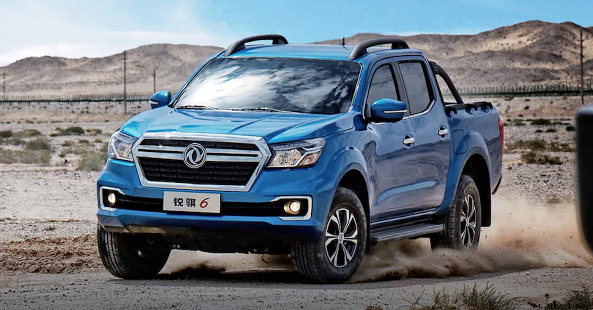 dongfeng rich6 5