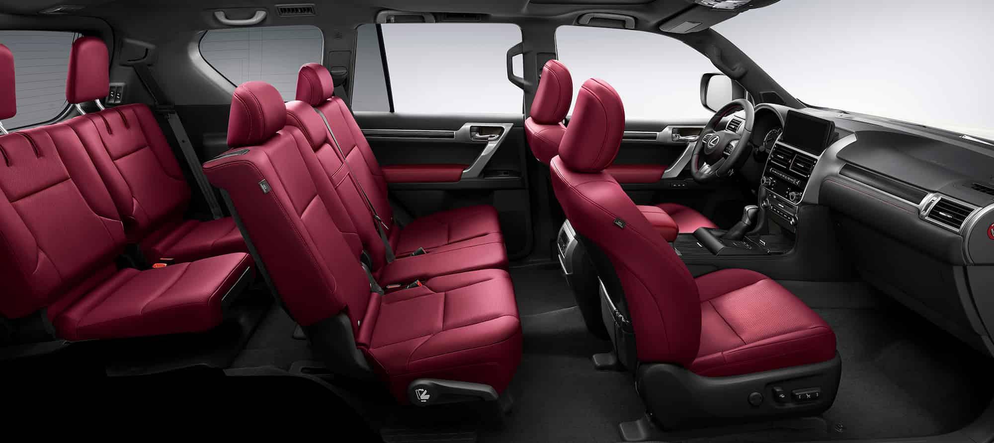 В России стартовал приём заказов на Lexus GX 460 с обновлённым интерьеро... 3 1