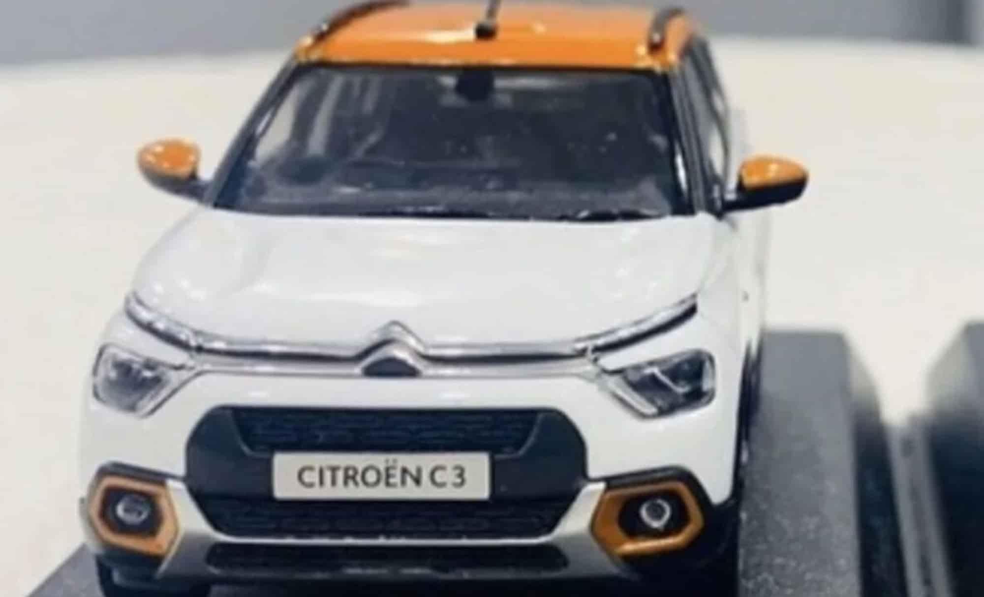 Citroen C3 Compact SUV 1