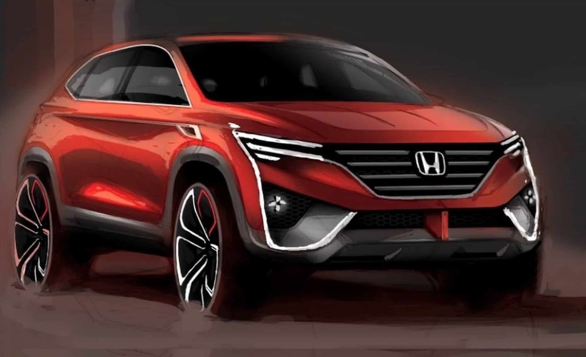 Honda Midsize SUV