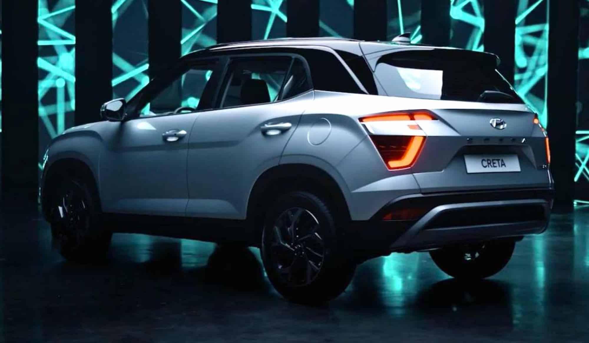 New Hyundai Creta Brazil Launch