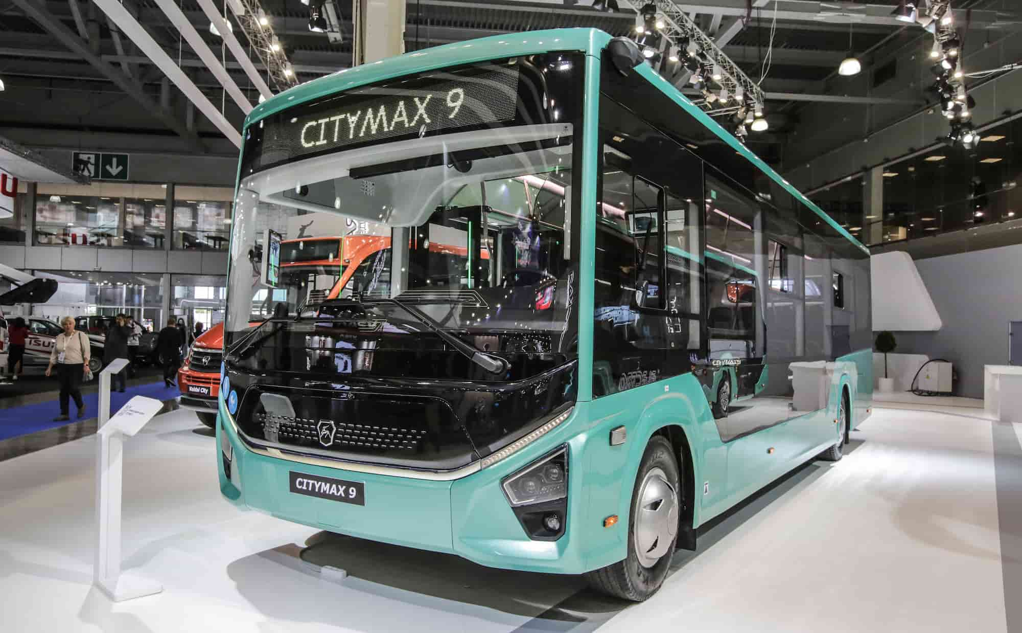 Автобус CITYMAX 9 2 1