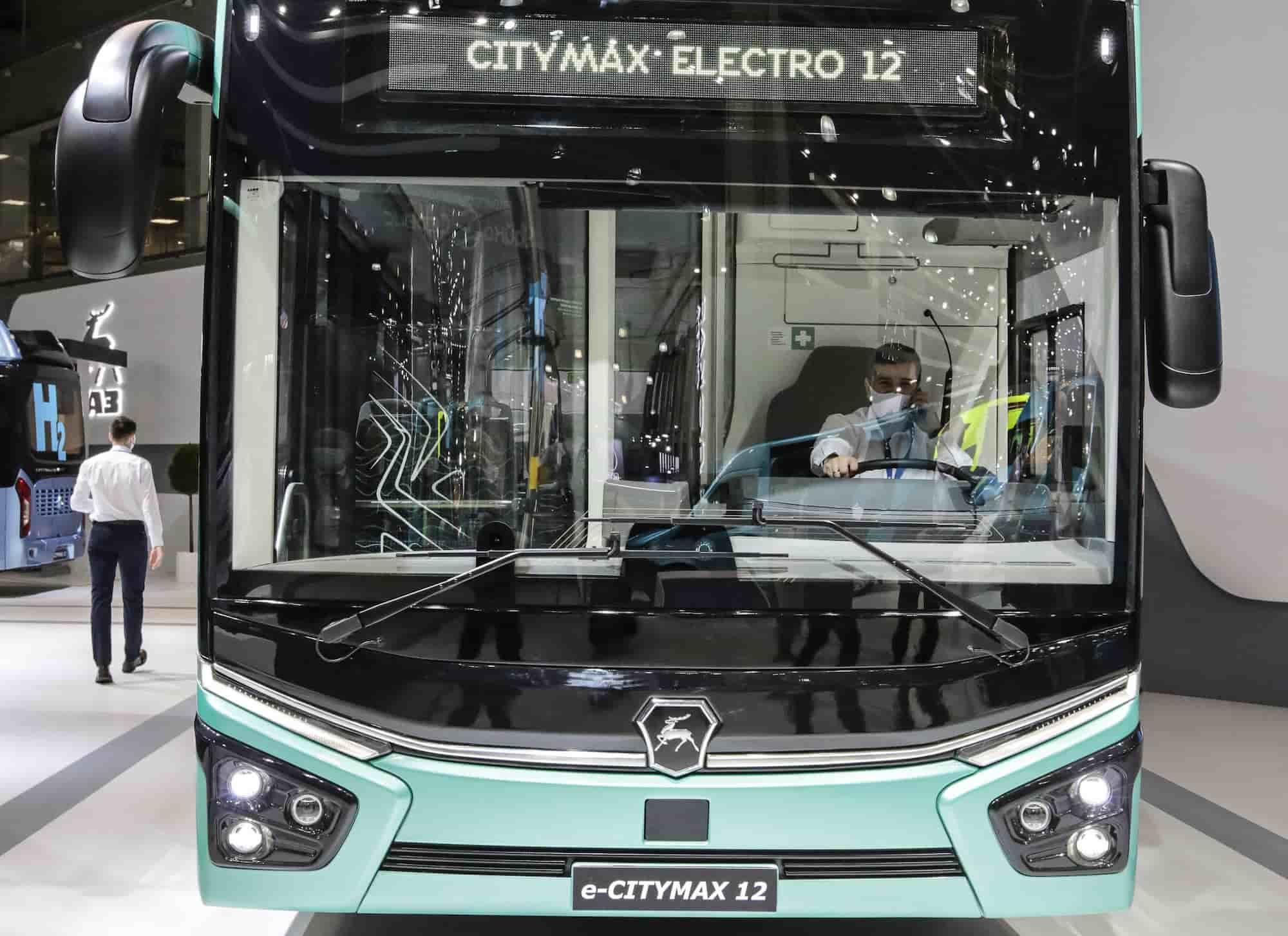 Электробус E CITYMAX 12 3 1