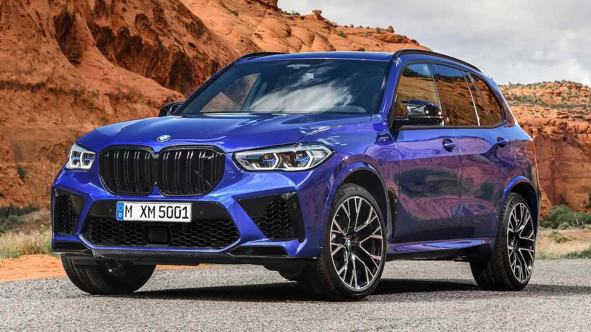 2020 bmw x5 m competition 1