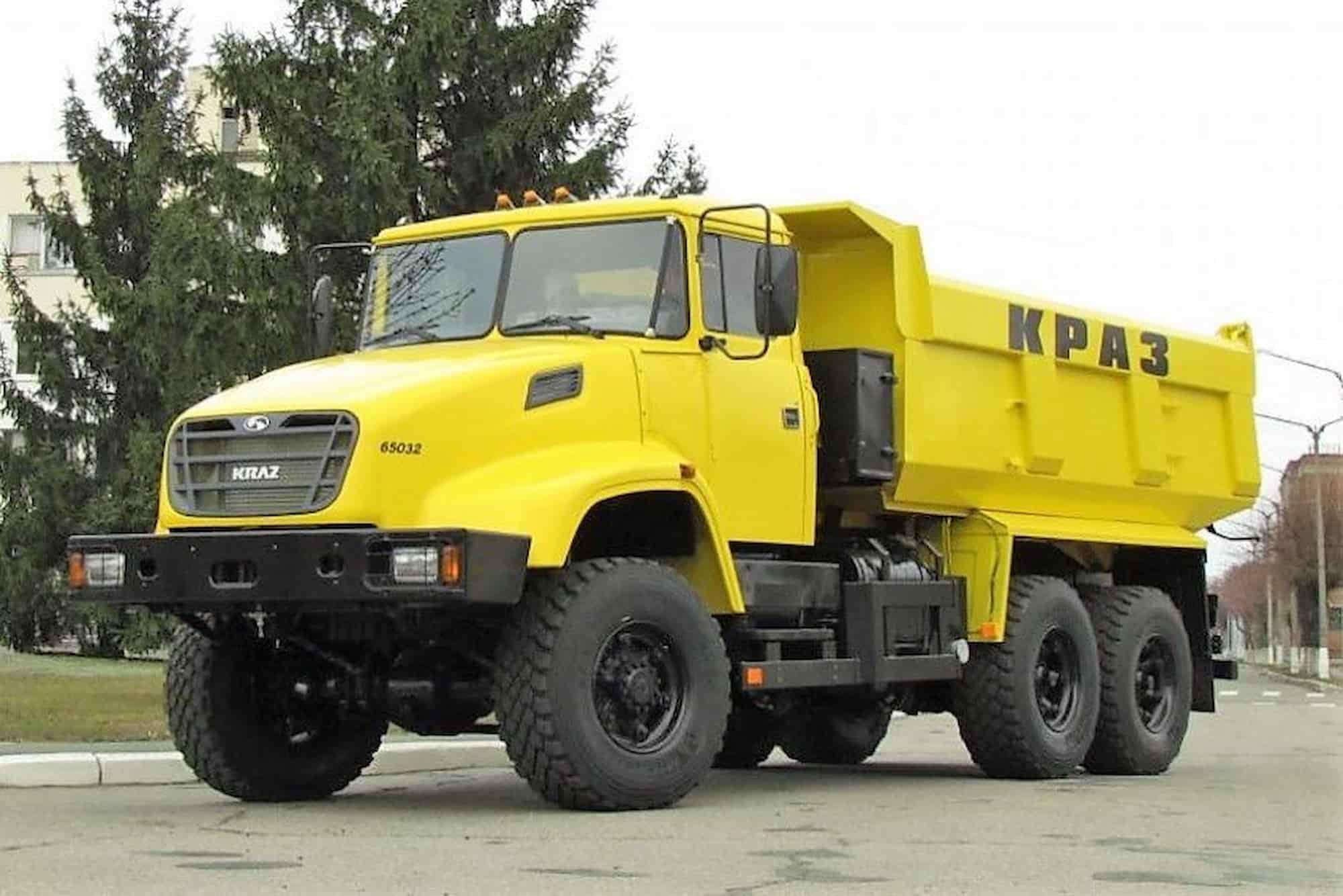 KrAZ 65032