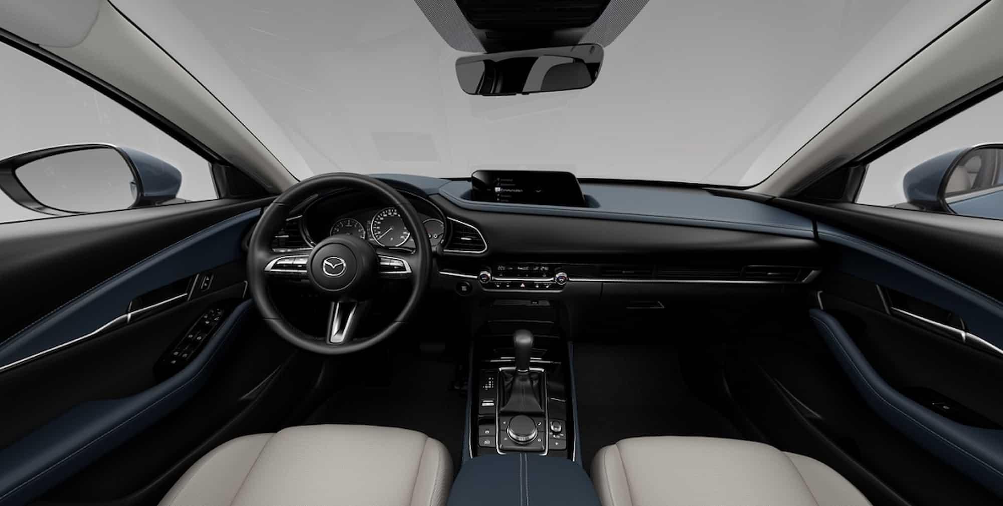 Mazda CX 30 Interior