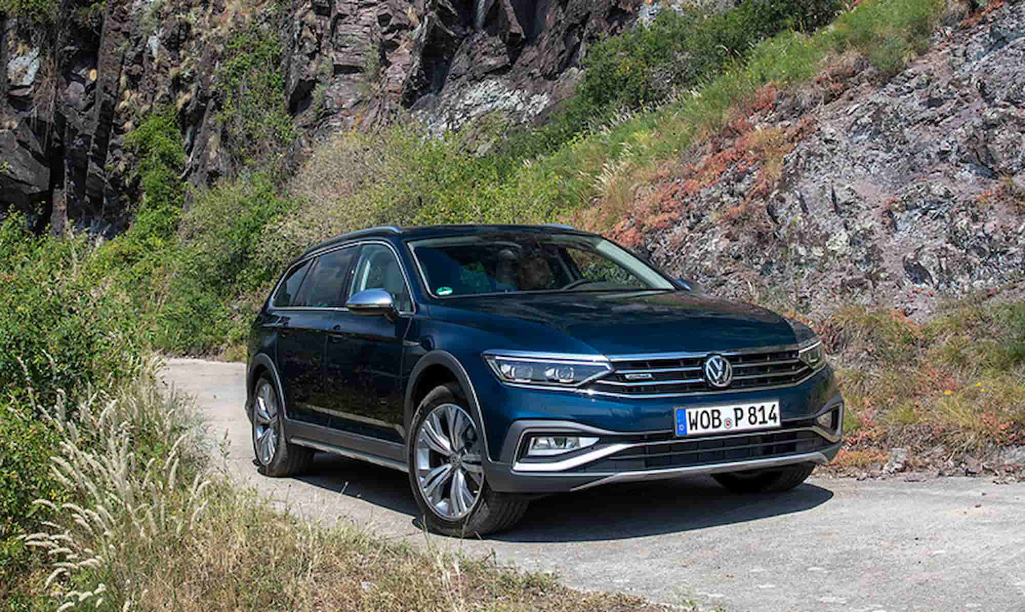 Volkswagen Passat Alltrack 1 1