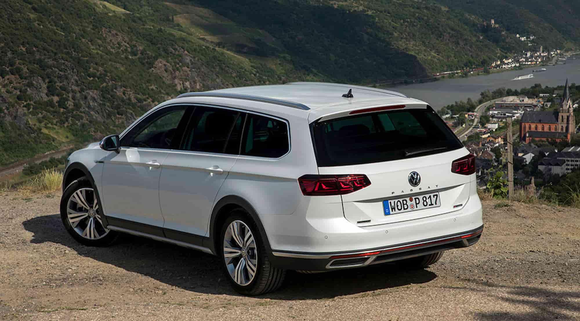 Volkswagen Passat Alltrack 2 1