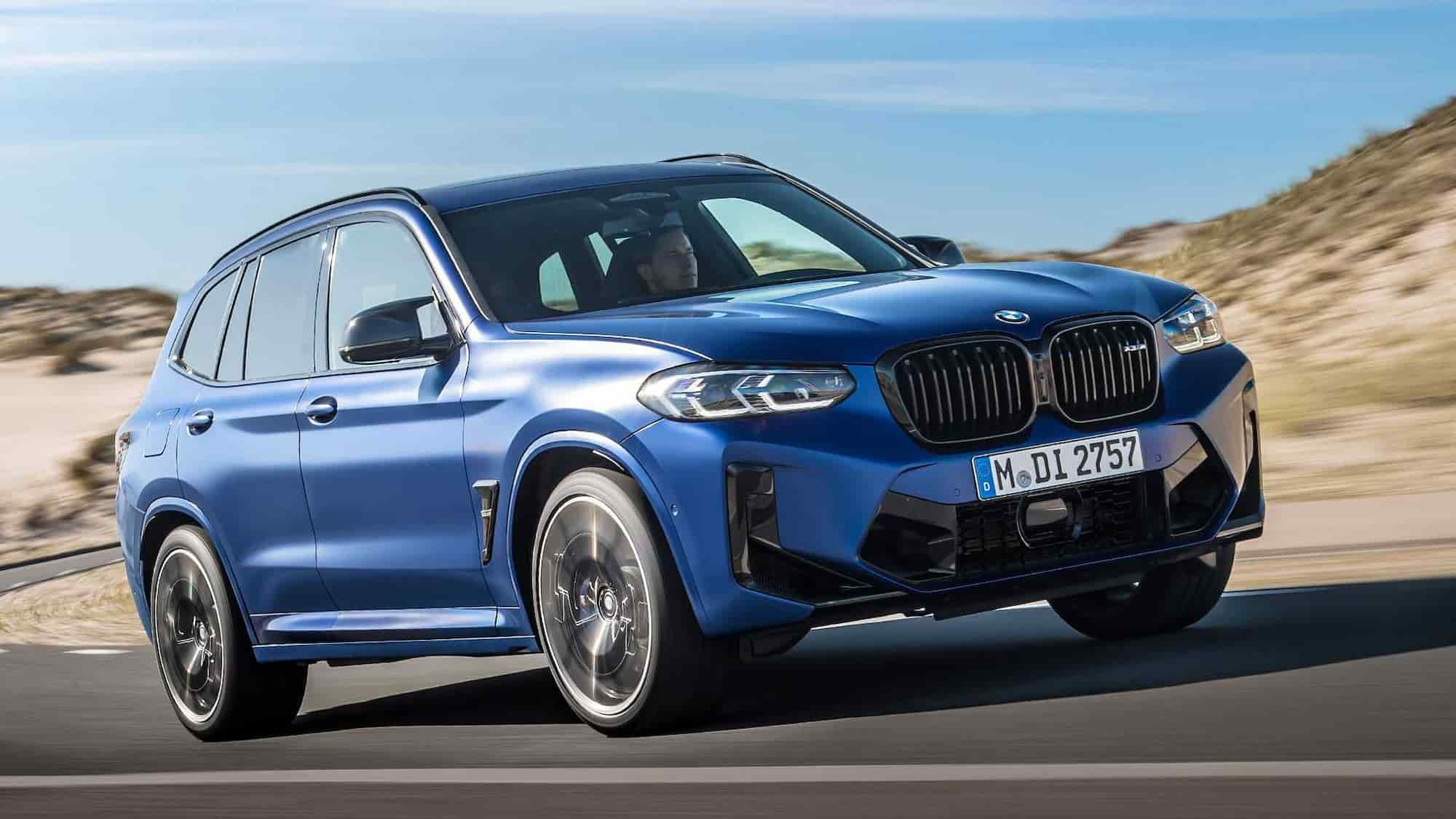 bmw x3 m competition 2021 1