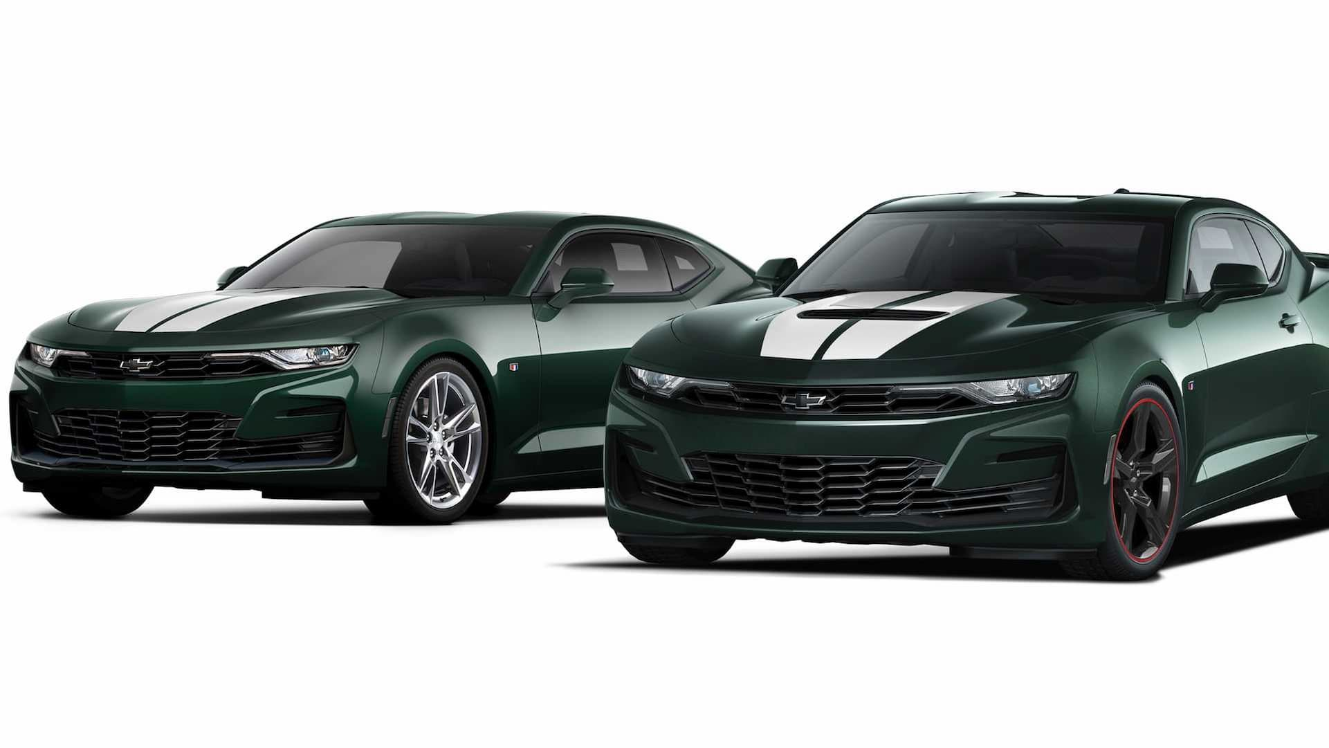 chevy camaro heritage edition is a jdm affair 1
