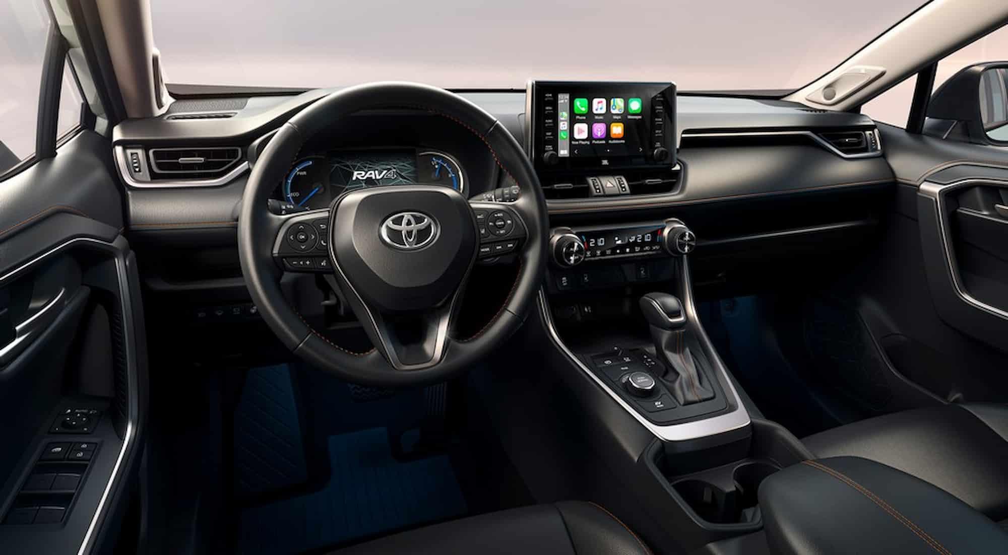 rav4 pr interior dashboard 1